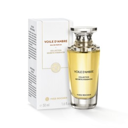 Woda perfumowana Voile d'Ambre Secrets d'Essences 50 ml